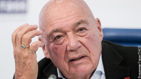 Познер сравнил российское телевидение с безногим генералом