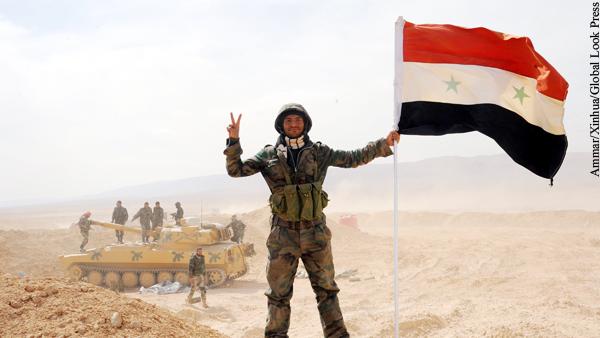 Курды договорились с Дамаском о размещении сирийских войск вдоль границы с Турцией