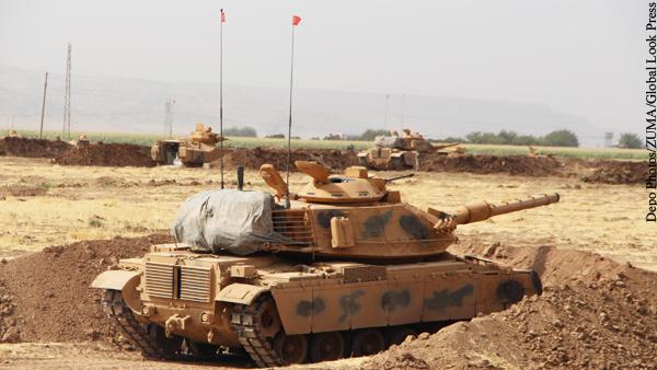 Советник Эрдогана не исключил столкновений между армиями Сирии и Турции