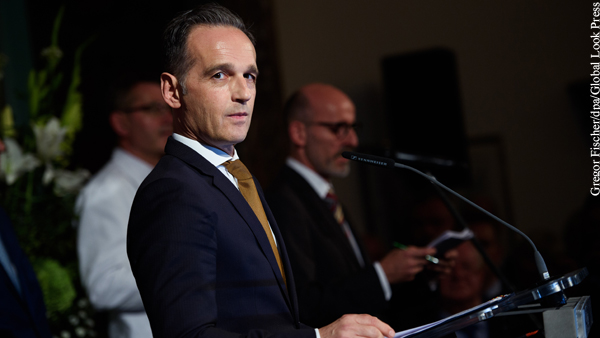 Германия пригрозила Турции новыми мерами за вторжение в Сирию
