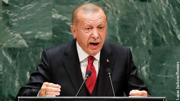 Guardian: Эрдоган заставил Запад перейти на сторону Асада