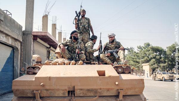 Сирийская армия заняла город Табка