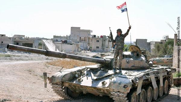 Эксперт: Операция на севере Сирии закончится для Турции плачевно