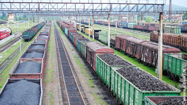 Казахстан обвинил Россию в препятствии транзиту угля на Украину