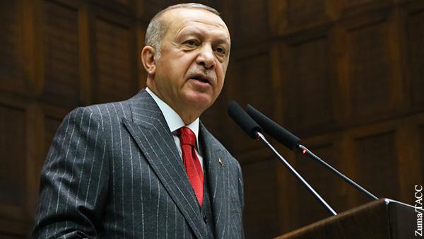 Эрдоган рассказал об отношении России к переходу Кобани под контроль Турции
