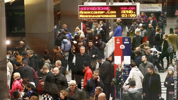 Со станции метро «Выставочная» в Москве эвакуируют пассажиров