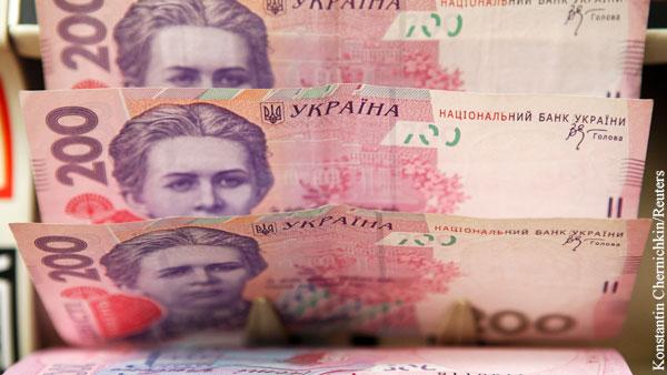 Курс гривны стал давить на Минские соглашения