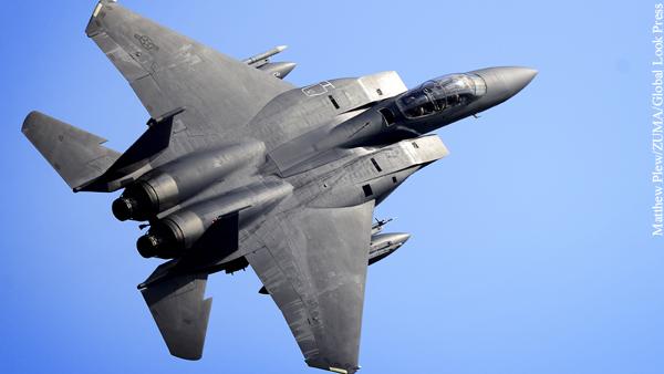 ВВС США устроили «демонстрацию силы» для Турции в небе Сирии