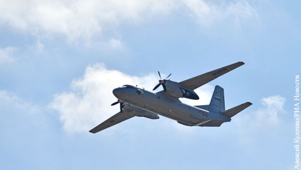 Минобороны взыскало стоимость разбитого Ан-26 с инструктора