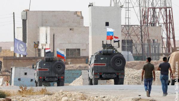 Мнения: Москва не хочет быть полицейским на Ближнем Востоке