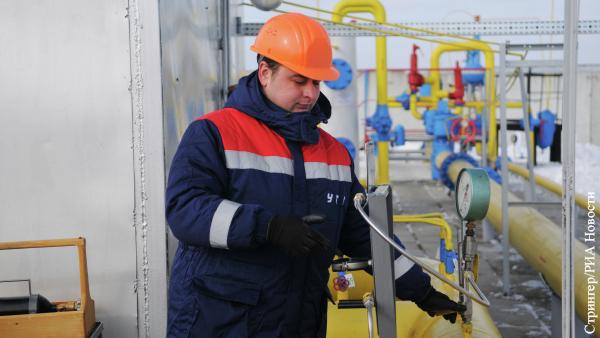 Украина нашла чем заполнить ГТС после остановки российского транзита газа