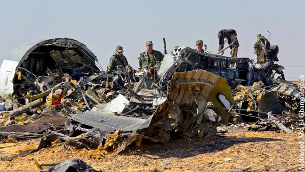 Стало известно о причастности датского террориста к крушению российского А321 над Синаем