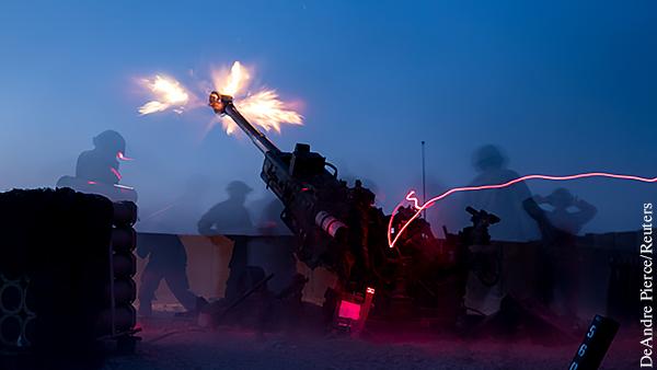 Авиабаза США в Ираке подверглась ракетному удару