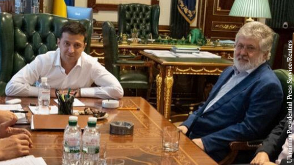 В мире: Зачем Коломойский пугает Америку разворотом Украины к России