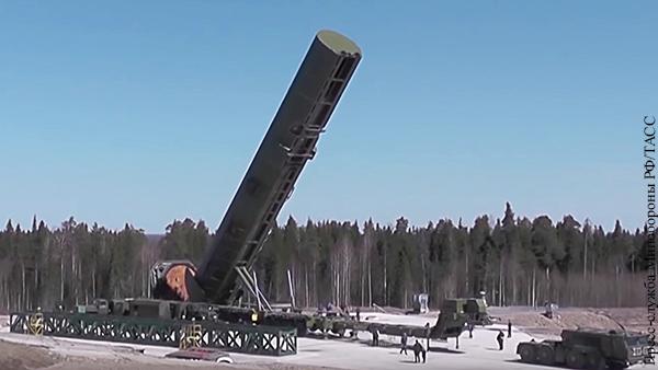 В Китае новое оружие России назвали проблемой для США и НАТО
