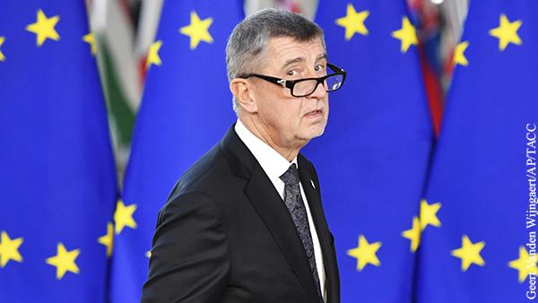 Эксперт объяснил желание Чехии пересмотреть базовые правила НАТО