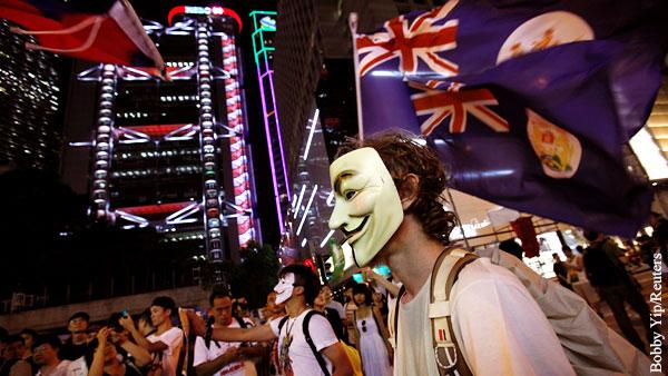 Чем страшен для Британии гнев Китая