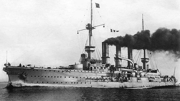 Общество: За гибель русского крейсера отомстили русские мины