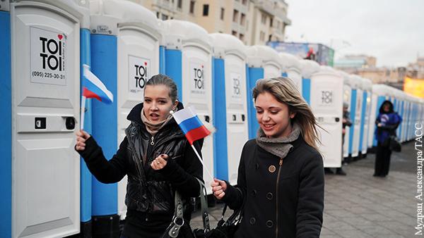 Всемирная туалетная организация сообщила о «кризисе» в России