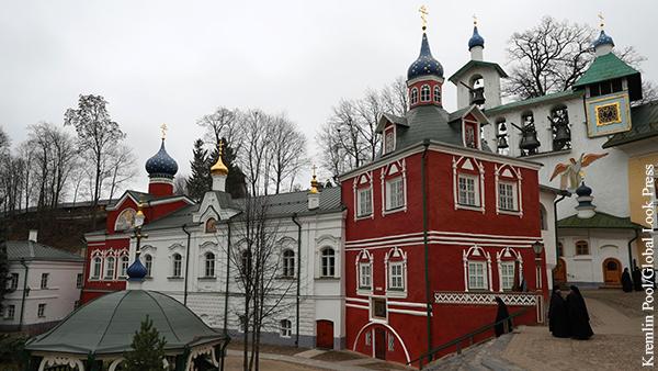 Эстония позарилась на исконно русские земли