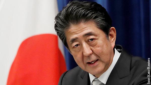 Абэ собрался решить вопрос Курил с помощью «нового подхода»