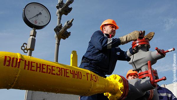 Украина выбрала удобный момент для шантажа Газпрома