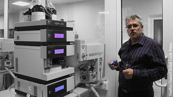 Российские эксперты заявили об изменении базы московской лаборатории Родченковым