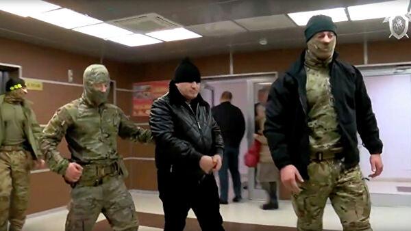 Арестован обвиняемый по делу об убийстве главы ЦПЭ МВД Ингушетии