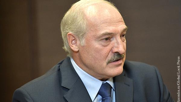 Лукашенко назвал условие интеграции Белоруссии с Россией