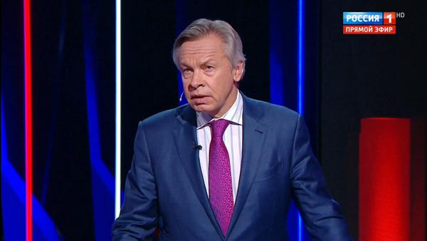 Пушков указал противникам интеграции Белоруссии с Россией на опыт Украины