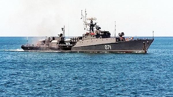 Украина и Грузия пожаловались на «мешающую» им в Черном море Россию