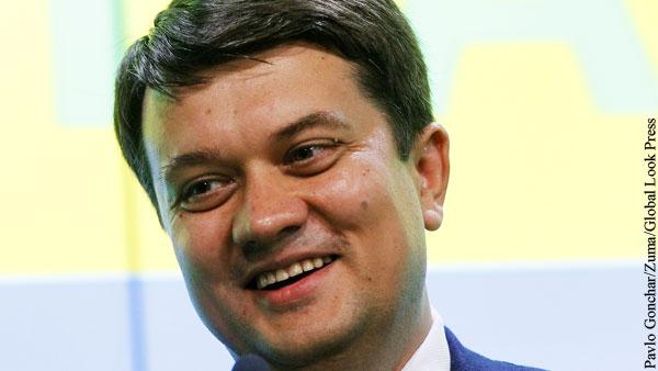 Анонсирован новый закон о децентрализации на Украине