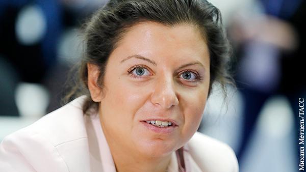 Симоньян присоединилась к спорам о материнском капитале