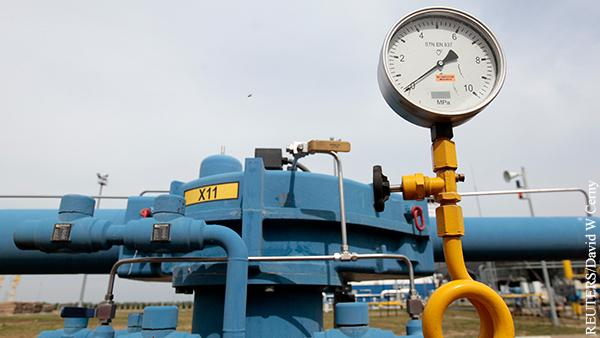 Оператор ГТС Украины оценил эффект контракта с Россией по газу