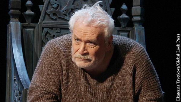 Мишустин поздравил актера Невзорова с юбилеем