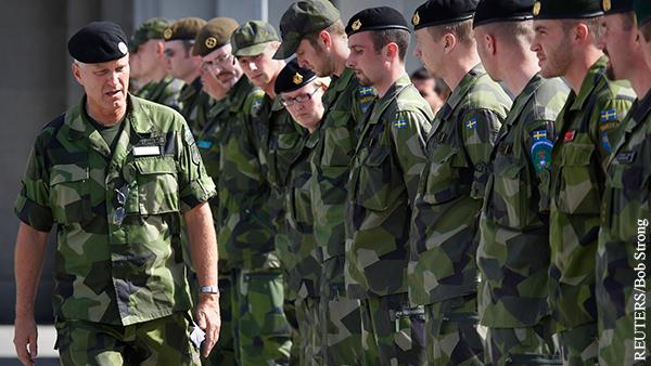 На Западе рассказали о «финансовом силовом номере» Швеции против России