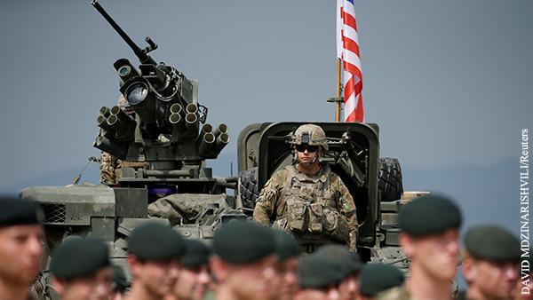Для нападения на Россию США подготовят «смертника»