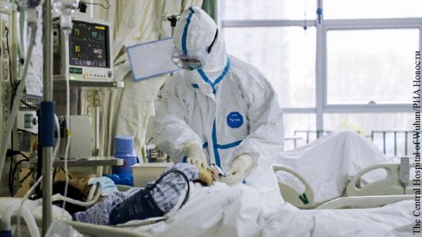 Увеличилось число умерших от китайского коронавируса
