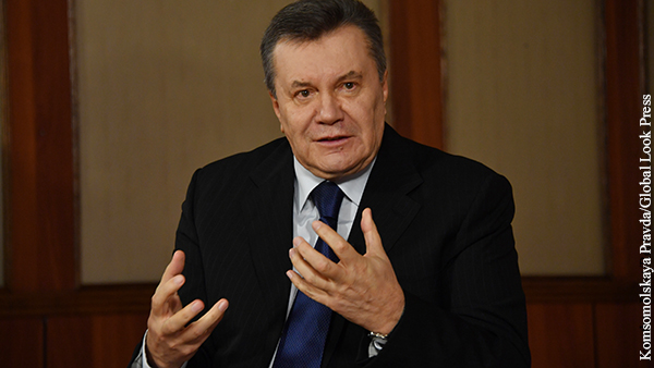 Янукович решил помочь Зеленскому «объединить» Украину