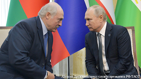 В Кремле отреагировали на заявление Лукашенко о «неожиданном предложении» от Путина