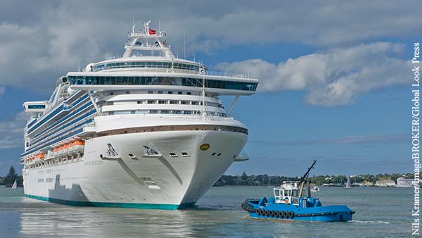 Россияне с лайнера Diamond Princess вернулись на родину