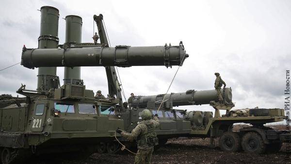 Мнения: Как можно пробить щит комплексов С-300 и С-400
