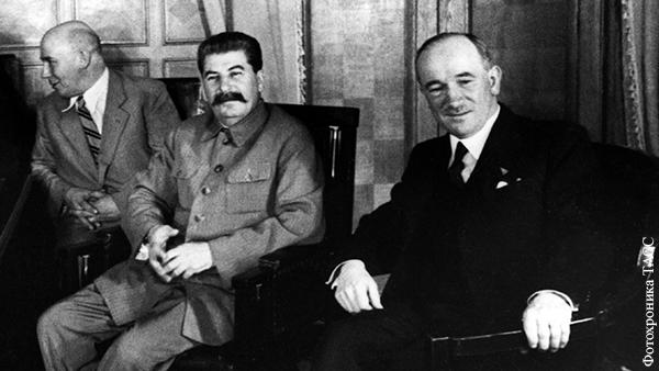 Сталин и чешский лидер Эдвард Бенеш