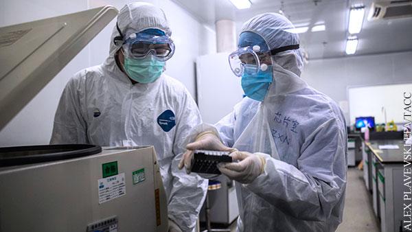 В мире: В происхождении коронавируса обнаружились китайские нестыковки