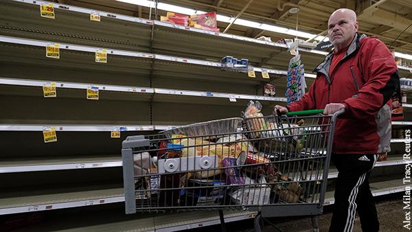 Пандемия лишает Америку продовольствия