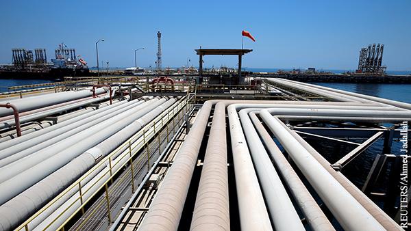 Экономика: Почему Европа и США отказываются покупать дешевую нефть