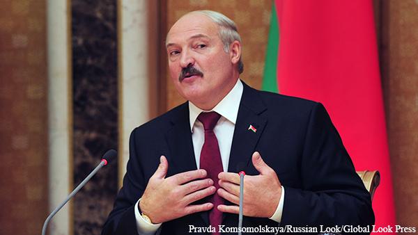 Лукашенко оценил обстановку на границах с Россией и Польшей