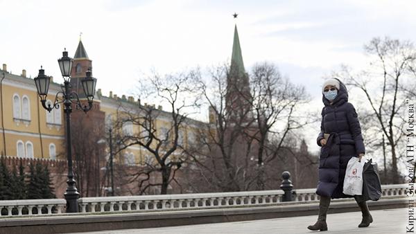 Общество: Ужесточение карантина может стать спасением для России