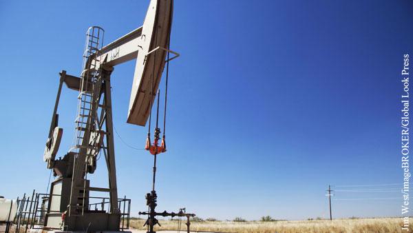 Стоимость нефти впервые с 2002 года опустилась ниже 20 долларов