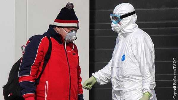 В России за сутки выявили 302 новых случая коронавируса